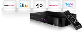 TalkTalk Plus TV, broadband and phone